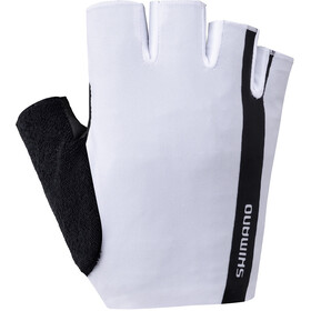 Shimano Value - Guantes largos - blanco/negro
